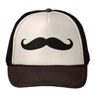 Mustache Disguise Funny Trucker Hat