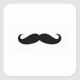 Mustache Envelope Seal