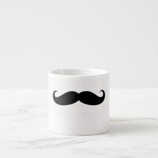 Mustache Espresso Mugs