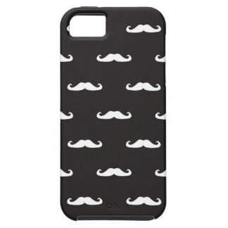 Mustache hipster pattern case for the iPhone 5