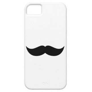 Mustache iPhone 5 Cases