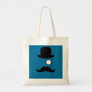 Mustache Moustache Stache Man Tote Bag