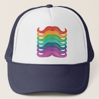 Mustache / Moustaches Madness Trucker Hat