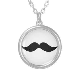 'Mustache' Necklace