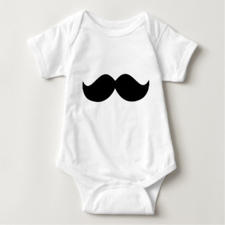 Mustache Onsie Baby Bodysuit