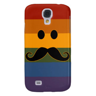 Mustache Pride custom HTC case