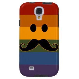 Mustache Pride custom Samsung cases