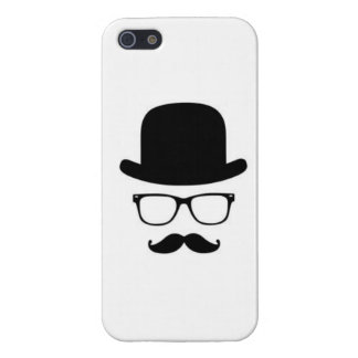 Mustache 'Sir' iPhone5 Case iPhone 5 Case