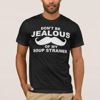 mustache SOUP STRAINER T-Shirt