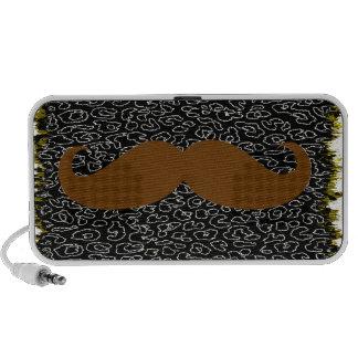 Mustache Portable Speakers