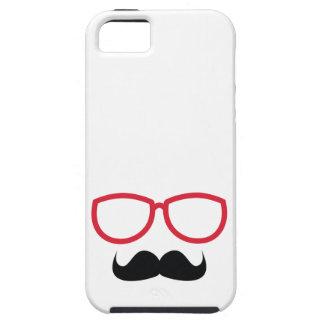 mustache tough iPhone 5 case
