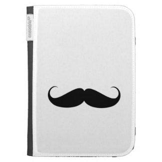 mustache vintage symbol funny moustache kindle 3 covers
