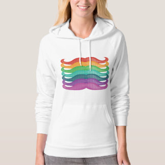 Mustaches / Moustaches Madness Hoodie