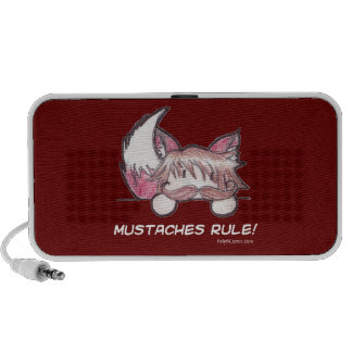 Mustaches Rule Speakers