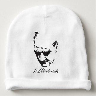 Mustafa Kemal Ataturk Baby Beanie