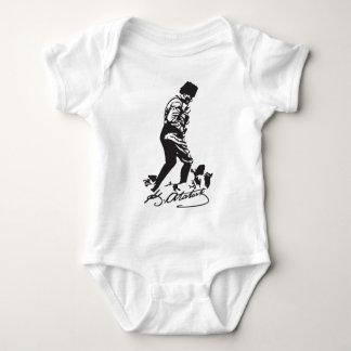 Mustafa Kemal Ataturk Baby Bodysuit