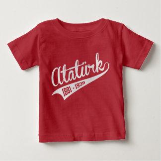 Mustafa Kemal Ataturk Baby T-Shirt