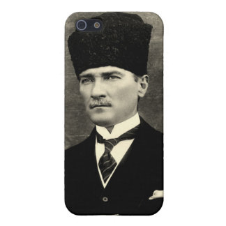Mustafa Kemal Ataturk iPhone 5/5S Cases