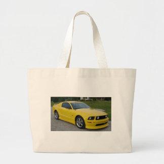 Mustang Tote Bag