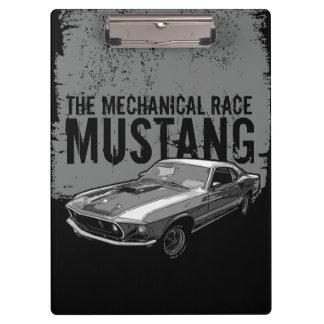 Mustang Clipboard