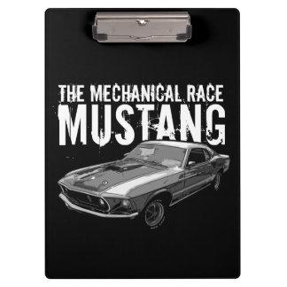 Mustang Clipboards