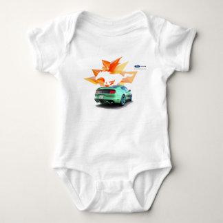 Mustang Customizer Baby Bodysuit