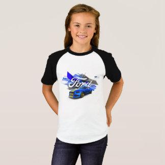 Mustang Customizer Girls' T-Shirt