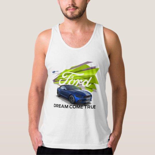 Mustang Customizer Men's Tank Top