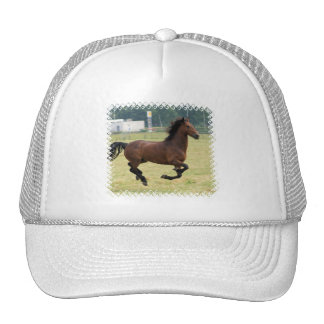 Mustang Galloping Baseball Hat