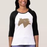 Mustang Horse Head T-shirt