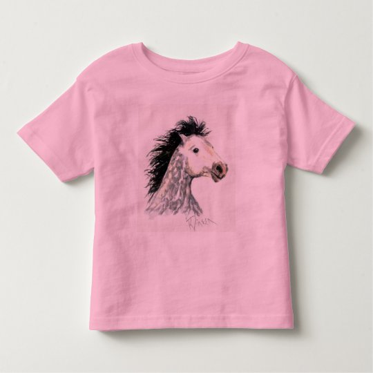 Mustang Horse Toddler T-Shirt