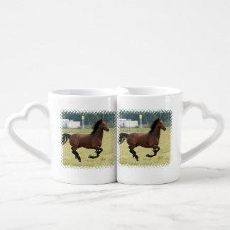 Mustang Horses Couples Mug