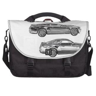 Mustang Laptop Commuter Bag