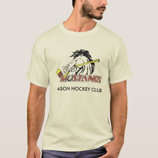 Mustang, MASON HOCKEY CLUB T-Shirt