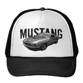 Mustang mechanical power cap