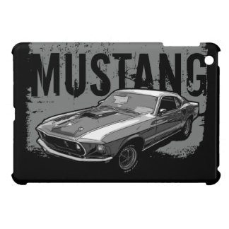 Mustang mechanical power case for the iPad mini