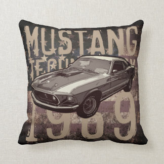 Mustang mechanical power cushion