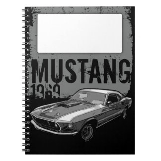 Mustang mechanical power notebook