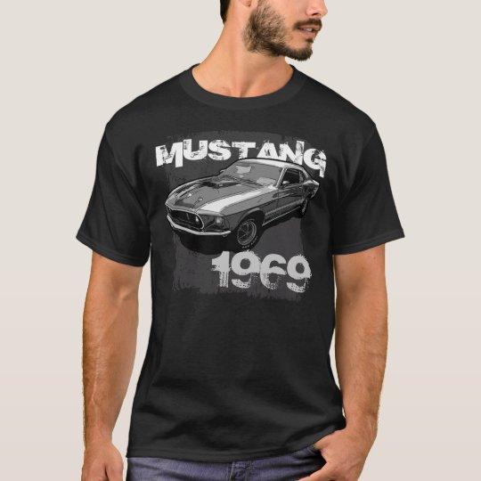 Mustang mechanical power T-Shirt