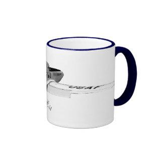 Mustang, P-51 Ringer Coffee Mug