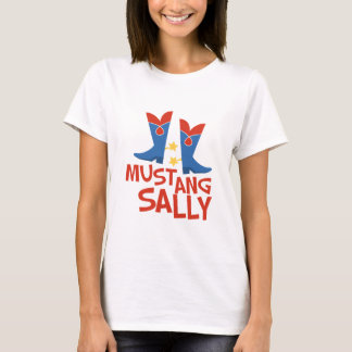 Mustang Sally T-Shirt