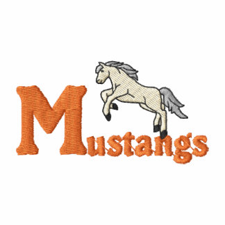 Mustangs Polos