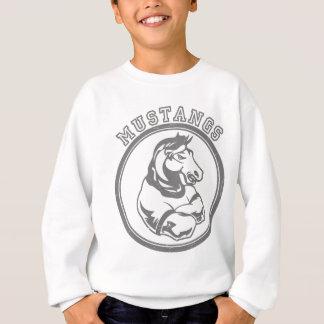 Mustangs Sports Graphic Sweatshirt