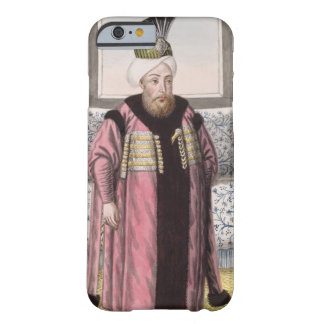 Mustapha II (1664-1703) Sultan 1695-1703, from 'A Barely There iPhone 6 Case