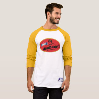 Mustard Club Baseball Shirt