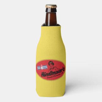 Mustard Club Bottle Koozie