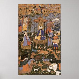 Muster-master - King Solomon Poster