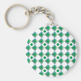 Muster Quadrate pattern squares Schlüsselanhänger