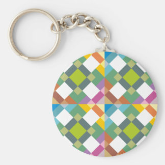 Muster Quadrate pattern squares Schlüsselbänder