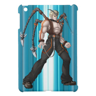 Mutant Anime Hero iPad Mini Cases
